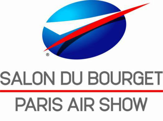 Logo Salon du Bourget 2017 Paris Air Show