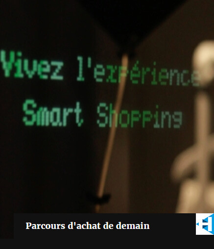 Article Holusion new shopping experience emarketing.fr